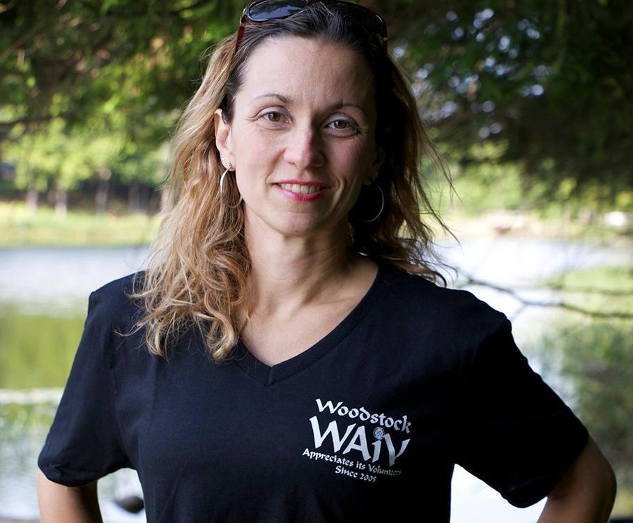WAiV tee shirt